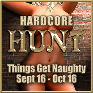 Hard Core Hunt Logo