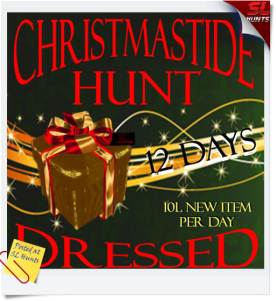 __DBL__ Christmastide 10L Hunt @ Dressed (1_day)