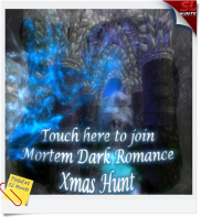 Mortem Dark Romance Xmas Hunt