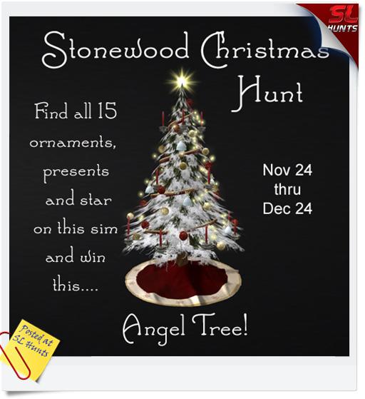 stonewood xmas hunt