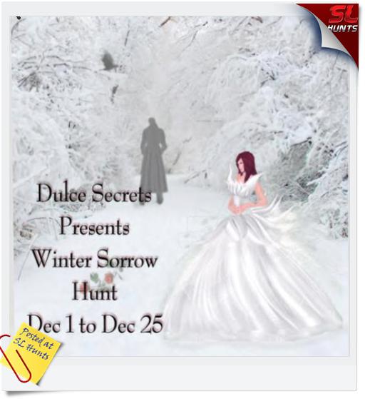 Winter Sorrow hunt