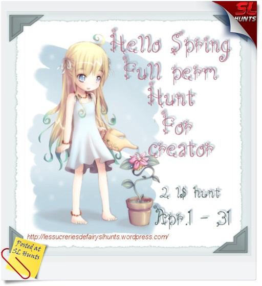 hello-spring-hunt-512