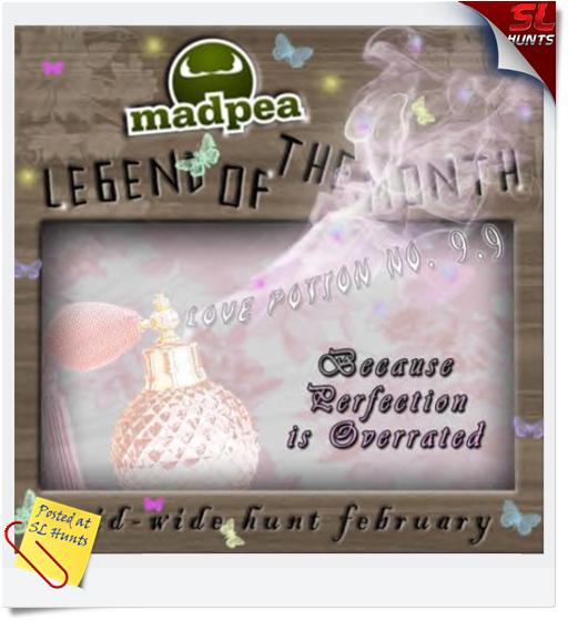 MadPea love potion #9