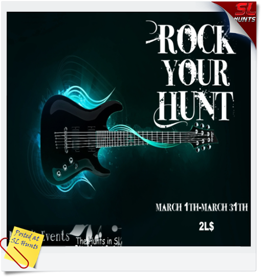 rock your hunt