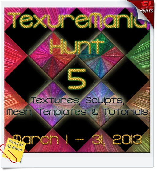 texturemania-hunt-6-poster