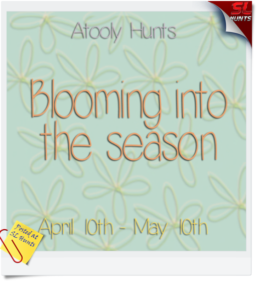 bloomingintotheseasonhunt