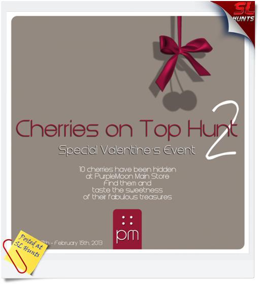 CherriesontopHunt2_Poster_