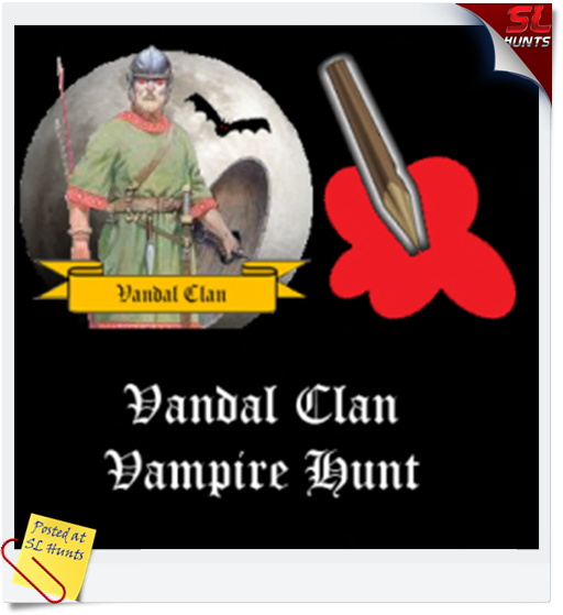 Vandal Clan Vampire Hunt