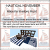 Nautical November Hunt