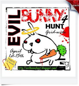 Evil Bunny 4 Hunt