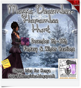 Magic December Harambee Hunt