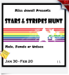 Stars & Stripes Hunt