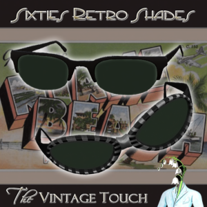 TBBH Retro Shades Picture - The Vintage Touch