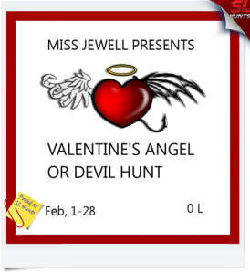 Valentine angel or devil LOGO - Cheryne Jewell