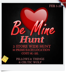 Be Mine Feb store hunt-2