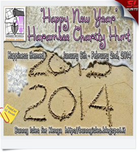 HNY Hunt sign