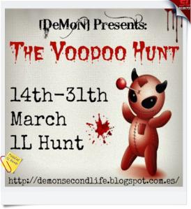 poster voodoo hunt