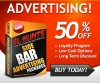SLHunts Announces NEW ADVERTISING PACKAGES! 50% OFF!