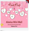 Alexius Mini Mall Heart Hunt