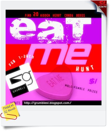 eat me hunt