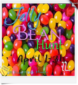 jelly bean hunt