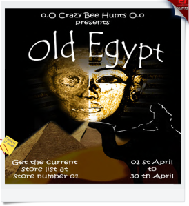 Old Egypt Hunt