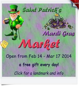 Patricks Market Promo Poster