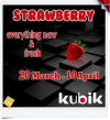 Strawberry Kube Hunt