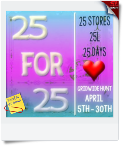 25for 25