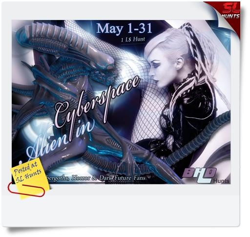 alien-in-cyberspace-hunt-poster