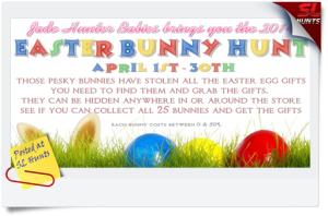 Easter Bunny Hunt 2014