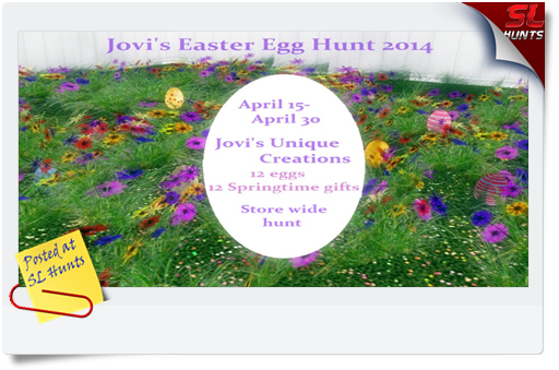 Jovi's Easter Egg Hunt