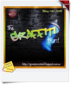 The Graffiti hunt