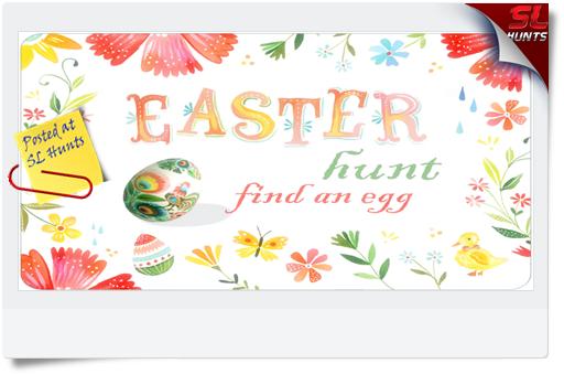 Easter Market Egg Hunt