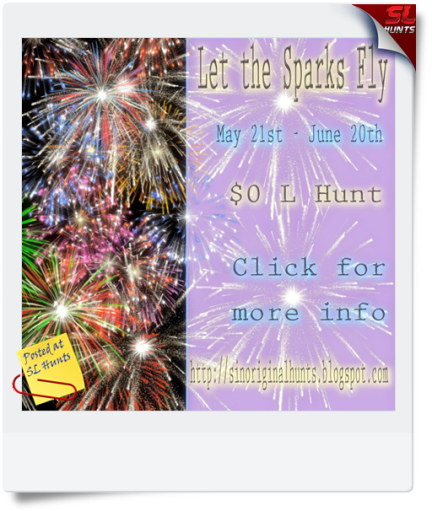 Let the Sparks Fly Hunt PIC