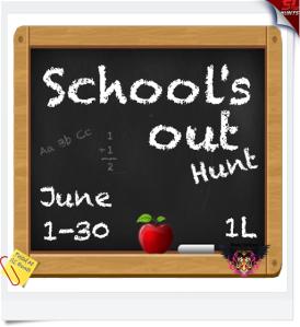 SchoolsOutHuntSign