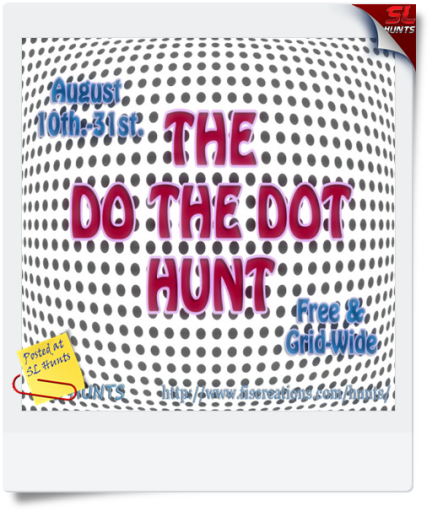 The-Do-The-Dot-Hunt - Poster-Image