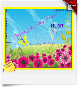 blooming into spring fashion hunt