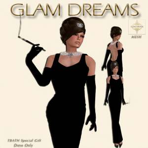 Glam Dreams TBATH Gift