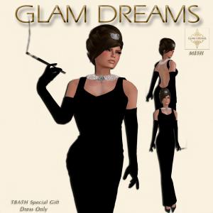 Glam Dreams TBATH Gift