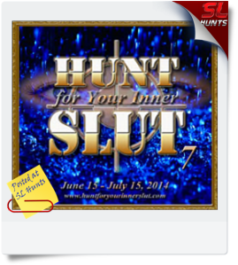 Hunt for your Inner Slut 7