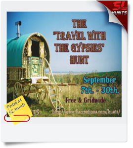 The Travel With The Gypsies Hunt - Poster Image