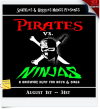 Pirates Vs Ninjas Hunt