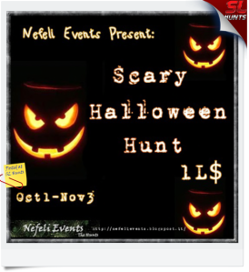 Scary Halloween Hunt