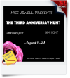 The Third Anniversary Hunt
