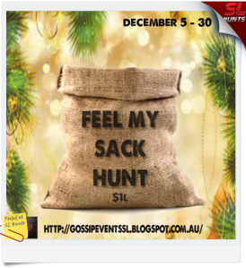 feel my sack poster