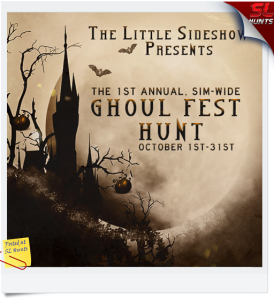 GhoulFestHuntPoster