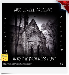Into the Darkness logo - Cheryne Jewell