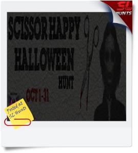 scissor happy