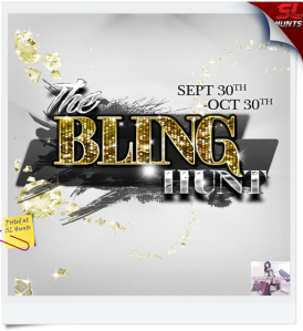 The Bling Hunt Poster Final